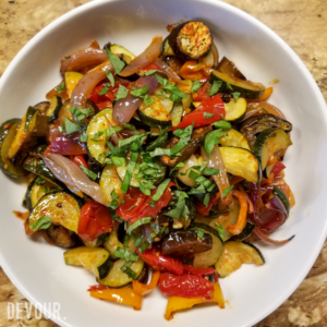 Read more about the article Roasted Ratatouille