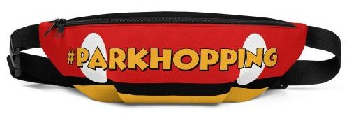 disney fanny pack #parkhopping White Dog Outfitters