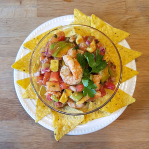 Read more about the article Mexican Shrimp Cocktail